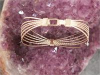 Butterfly Bracelet Gold Fill