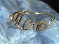 Mom Ring 12k gold fill
